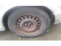 4x100 steel wheels 15inch