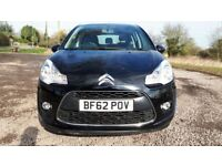 2012 CITROEN C3 VTR+ 1.4HDI LOW MILEAGE FREE ROAD TAX