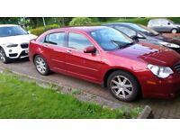 Chrysler sebring diesil