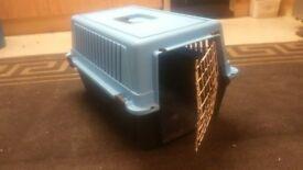 blu Pet Carrier For Cats Kittens Dogs birds