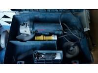 Bosch grinder 110v