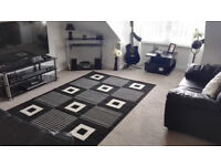big 1 bedroom flat in dunfermline for swap