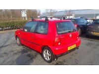 2001 VW LUPO 1.0