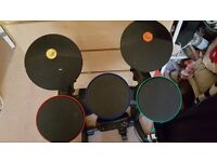 PS3 DRUMKIT IN EXCELLENT CONDITION...
