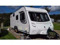 Special Edition Coachman Wandered Lux 2012, 6 Berth, Twin axle caravan in excellent condition.