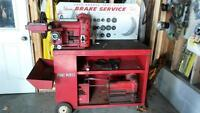 Brake doctor brake lathe