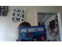 One Direction 3D Book