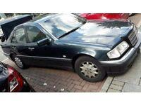 Mercedes 1998 C180 Elegance 1799 cc