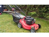 Good condition SOVEREIGN lawnmower!!!