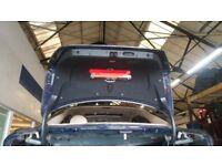 2007 MERCEDES E CLASS E280 C359 BLUE BREAKING BOOT LID TAILGATE TRUNK STORAGE GUJ £200