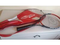 2 new tennis rackets