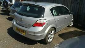 Vauxhall astra 1.7 cdti 2005reg breaking for parts