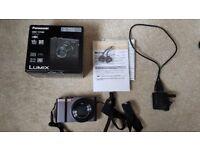 Panasonic Lumix TZ100 Camera Silver - will swap