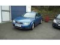 Audi a4 1.9 tdi 130bhp gotta go this week