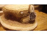 Stylish Wolly hat