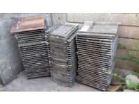 Over 60 used Marley roof tiles in good condition. Buyer collect only.