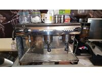 Expobar 2 Group G10 Automatic Coffee Machine Excellent machine in great working order Has been used