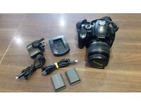 Canon EOS 350D Digital SLR Camera (18-55mm Lens Kit) For Sale & Collection Only.