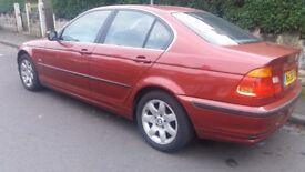 BMW 323i SPECIAL EDITION FSH LONG MOT £499