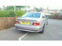 Bmw 525 manual m5 alloys leather interior sell or swap ??