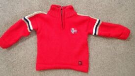Dale Of Norway Age 2 Sweater