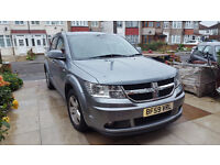 2009 Dodge Journey 7 seater SXT CRD VW 2.0 TDI Engine Satnav DVD/TV