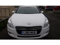 PEUGEOT 508 1.6 HDI PCO LICENSED LOW MILEAGE - ENGINE PROBLEM DON'T START