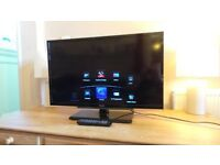 Excellent Condition Toshiba 32-inch 1080p Full HD Smart LED TV Can Deliver