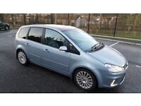 FACELIFT 2008-FORD C-MAX TITANIUM TD-2.0 DIESEL-PAN ROOF-CHEAP!(no Vauxhall,Volkswagen,Mazda,Nissan)