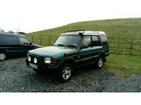 Land-rover Discovery Xs tdi 5 door 98s plate