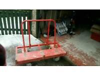 Builders trolley quick sale