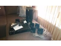 LG HT306SF black DVD Home Theater cinema System Great condition LONDON