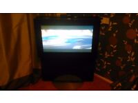 """Bang & Olufsen Beovision Avant 32"""" Analog Television with built in DVD player"""