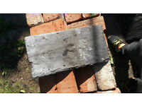 "Roof slates, 18"" x 9"" or 460mm x 230mm (appr. 65 available)"