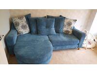 DFS four seater comfy sofa