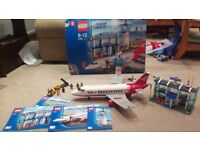 Lego City Airport 3182 100% Complete with Box and instructions
