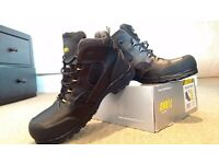Anvil Traction Rockford Slip Resistant Safety Boots Size 12