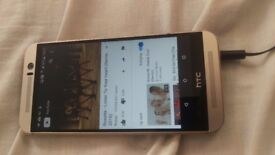 Htc one m9 new used to mess and then i bought him and repaired him and now it will work for years