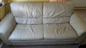 3 seater sofa and Electric armchair