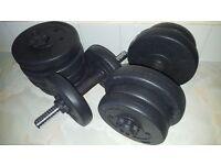 Gym weights !!!