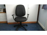 PROFESSIONAL OFFICE CHAIR IN AS NEW CONDITION