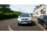 IMMACULATE 4x4 MOT 1 YEAR LEATHER ONLY