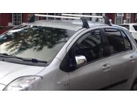 Toyota Yaris Original Roof Racks 2 Keys.