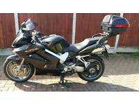 2009 HONDA VFR 800 A-8 BLACK, ABS. CHEAPEST AVAILABLE, MAY PART EX/SWAP ???