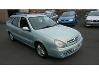 2004 54 reg citroen xsara hdi diesel estate car clean and reliable px welcome