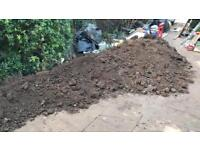 Top soil- free to collect