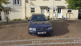 Volvo mot and full service done in aug 2016 low milleage very good condition