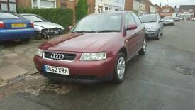Audi a3 1.9 tdi 130 quick sale needed
