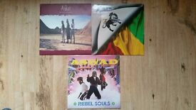 Vinyl Album Sets.