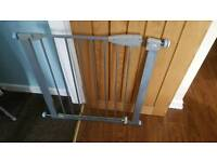 opening safety gate